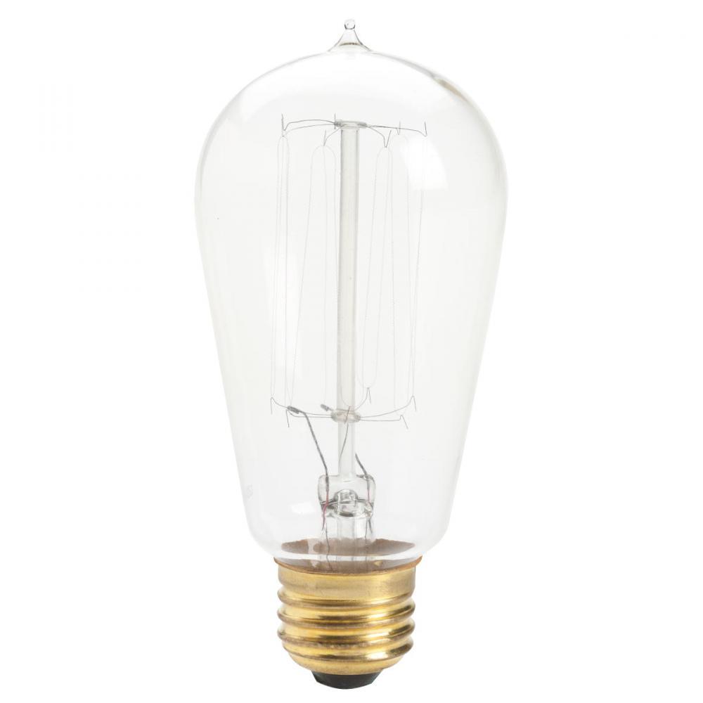 KICH 4071CLR ANTIQUE LIGHT BULB INCANDESCEN