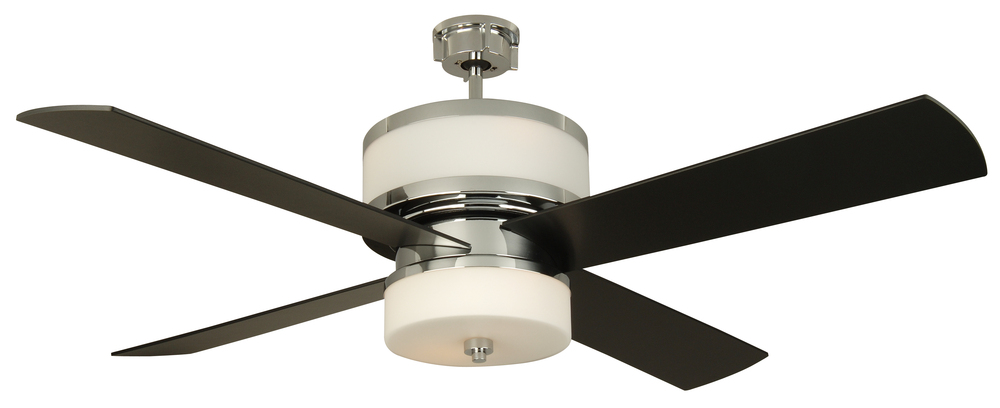 """CRAF MO56CH4 56"""" CEILING FAN WITH BLADES INCLUDED"""