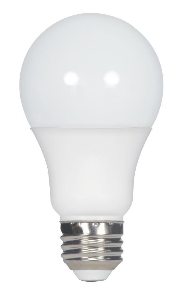 SATC S9839 9.5 WATT; A19 LED; 5000K; MEDIUM BASE; 220' BEAM SPREAD; 120 VOLTS