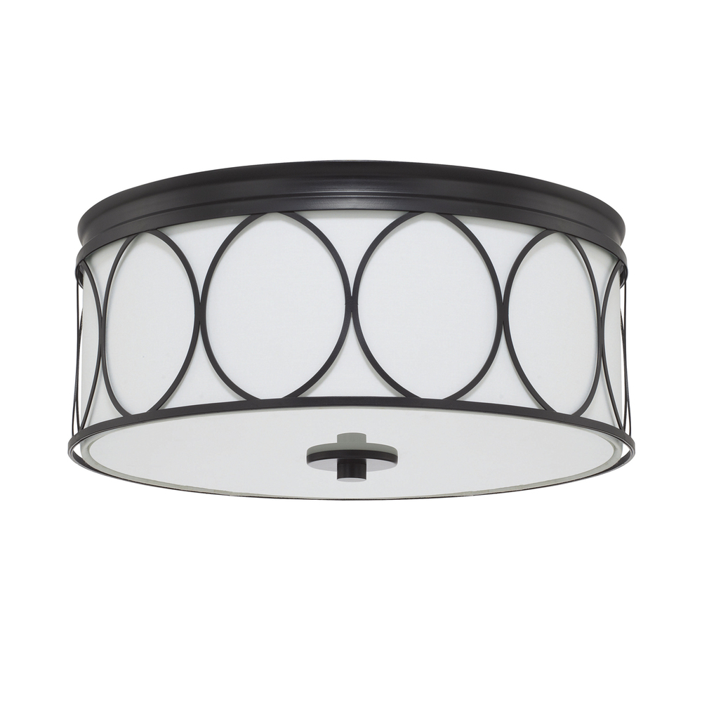 CLF 225131MB-683 3 LIGHT FLUSH MOUNT