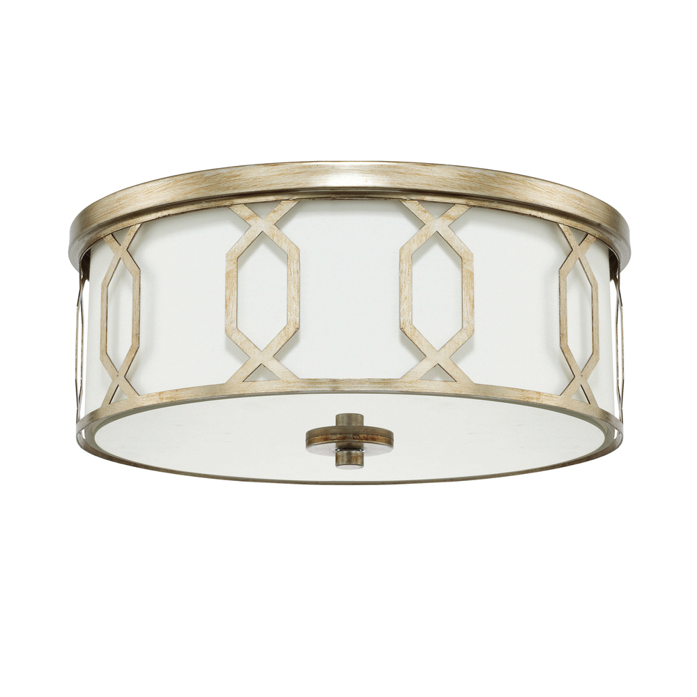 CLF 228131WG-683 3 LIGHT FLUSH MOUNT