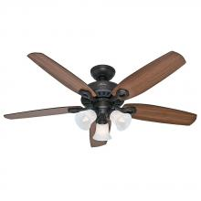 "Hunter 53238 - 52"" Ceiling Fan with Light"