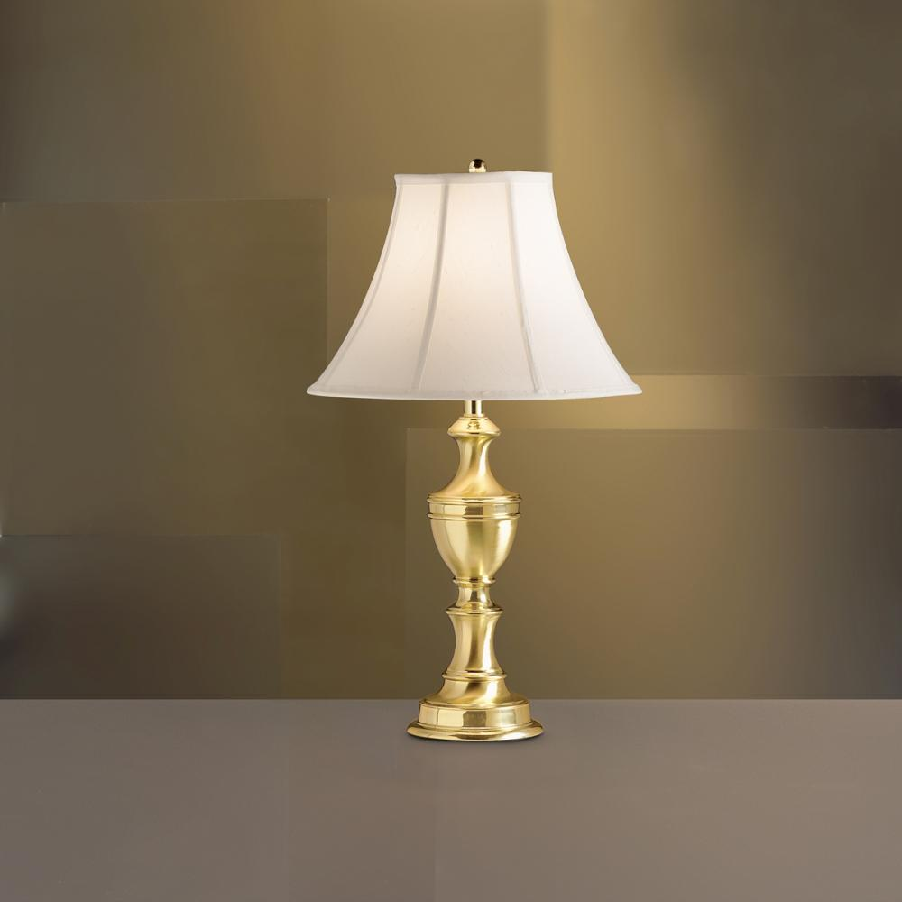 One light westminster brass table lamp 2 pack a6uwe one light westminster brass table lamp 2 pack aloadofball Choice Image